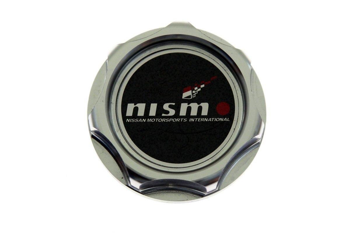Aluminiowy korek wlewu oleju NISSAN NISMO 7z - GRUBYGARAGE - Sklep Tuningowy